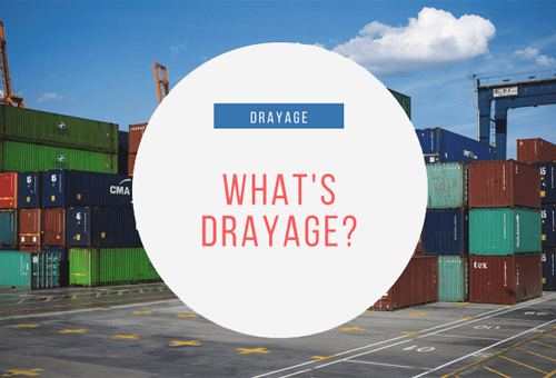 What is Drayage?