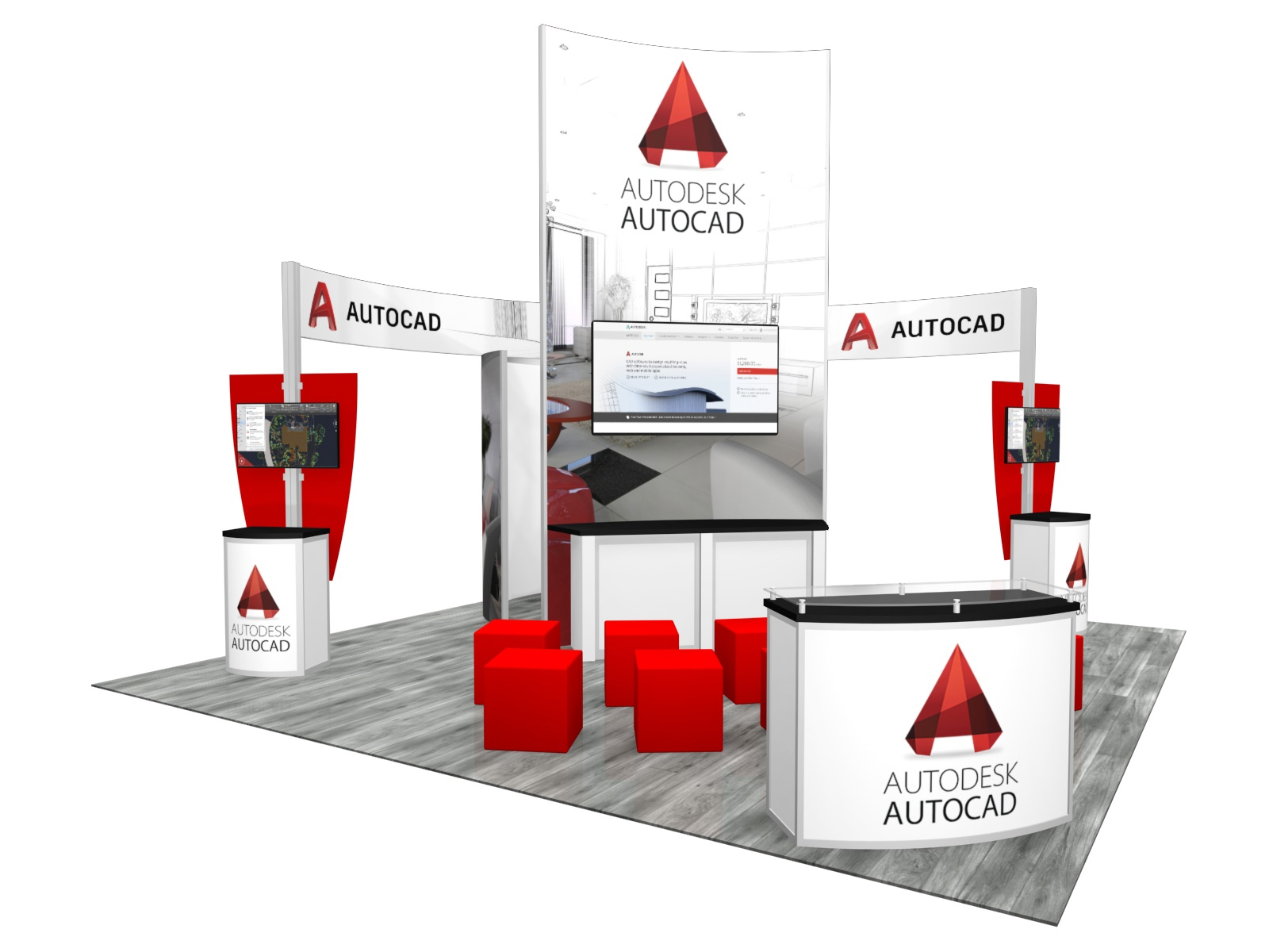 Trade Show Stand