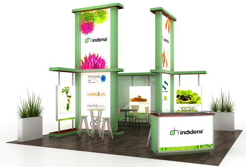 Sustainable Eco-friendly Green Trade Show Exhibits
