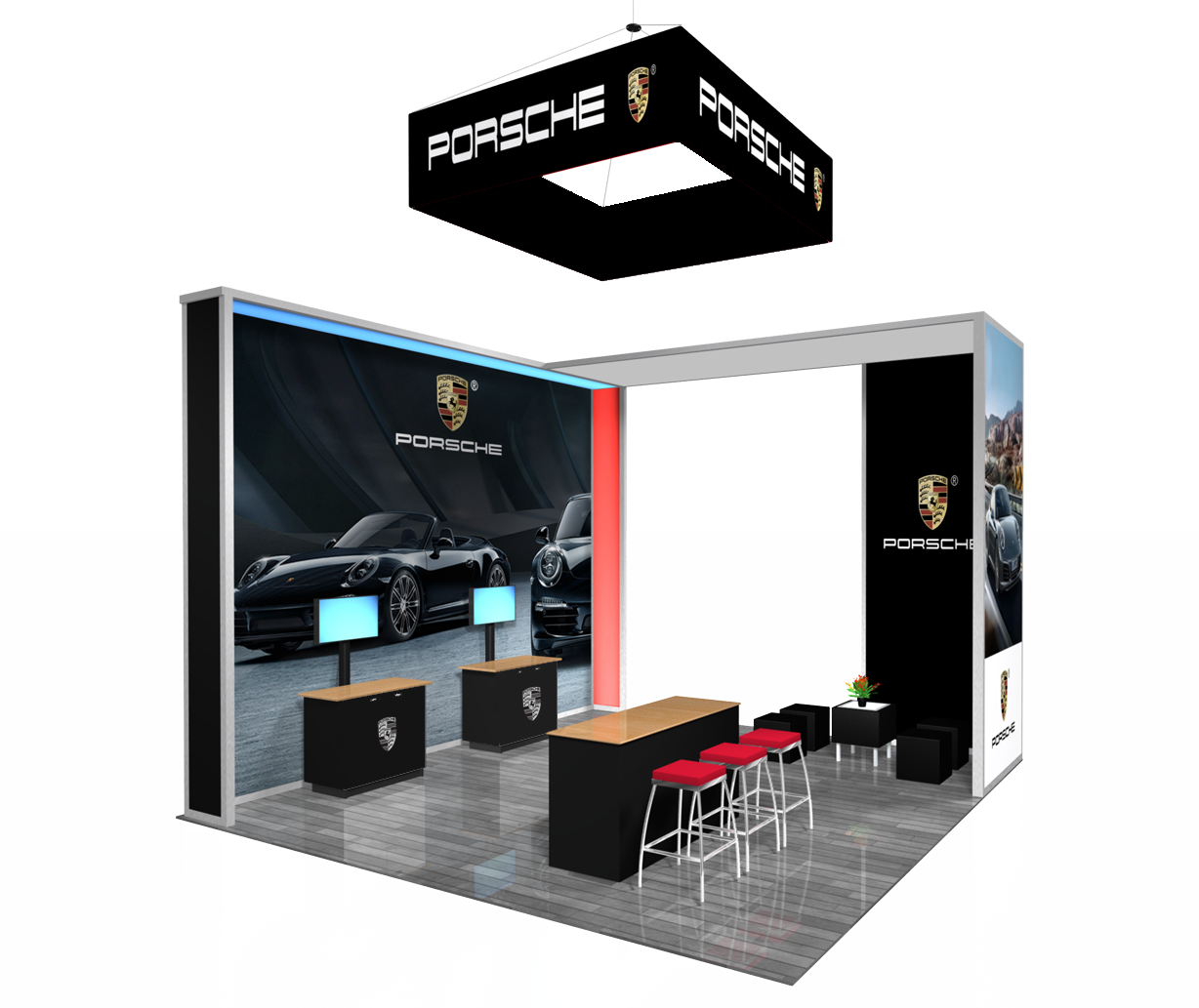 Cut Trade Show Exhibit Cost by 75%